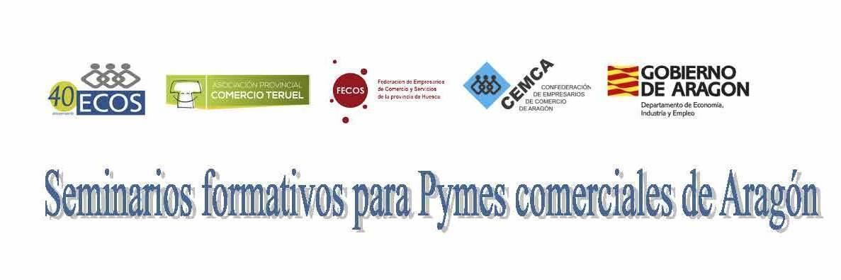Talleres para el Comercio en la provincia de Teruel