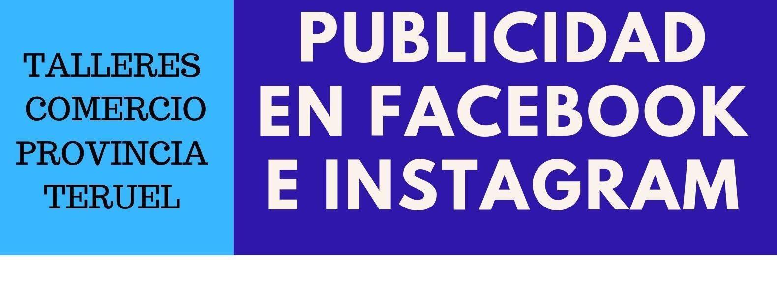 Taller PUBLICIDAD EN FACEBOOK E INSTA...