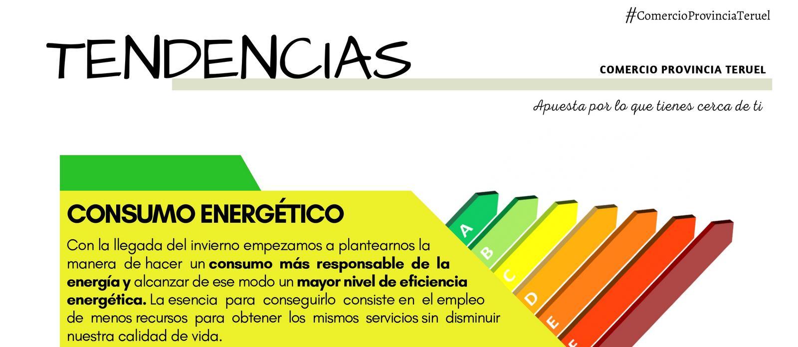 Tendencias 2021 en Consumo Energético. Cepyme Teruel